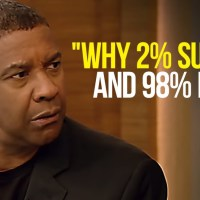 Denzel Washington's Life Advice Will Leave You SPEECHLESS (ft. Will Smith)