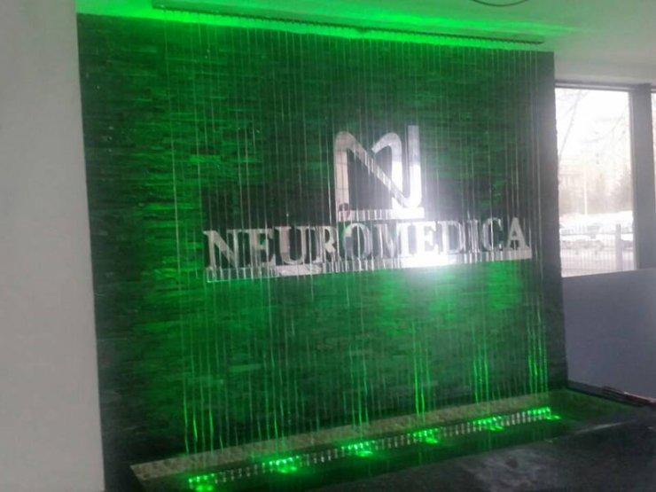 Admiral Fountains Neuromedica
