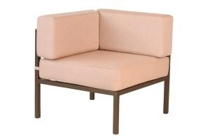 Luxe 51409CUW Deep Seating Cushion Corner Unit