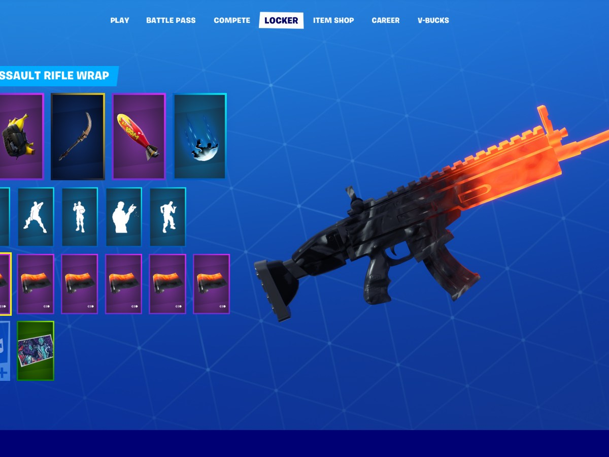 Weapon damage for chapter 2 season 2 fortnite