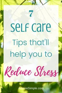 7 Ways to Reduce Stress Naturally