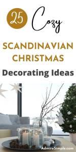 Scandinavian Christmas decorating ideas, Scandinavian Christmas decorations