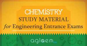 Chemistry Study Material for Engineering Entrance Exams