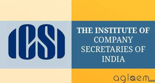 ICSI The Institute of Company Secretaries of India
