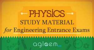 Physics Study Material for Engineering Entrance Exams