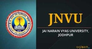 JNVU Jodhpur