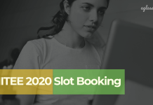 KIITEE 2020 Slot Booking