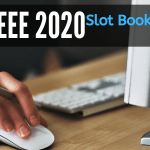 SRMJEEE 2020 Slot Booking