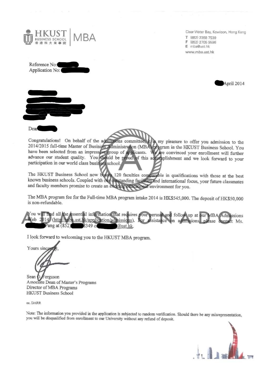 County Prep Admission Essay