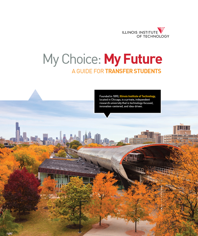 request brochures from colleges