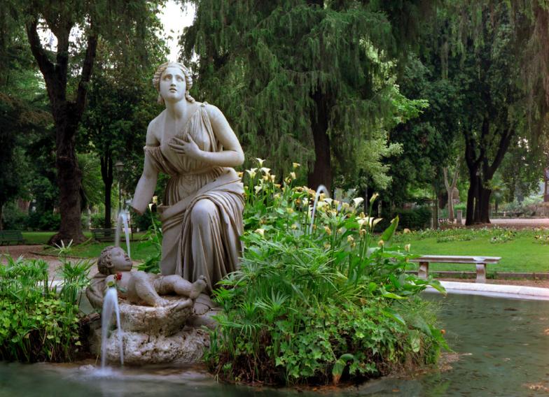 Villa Borghese  John Cabot University Blog