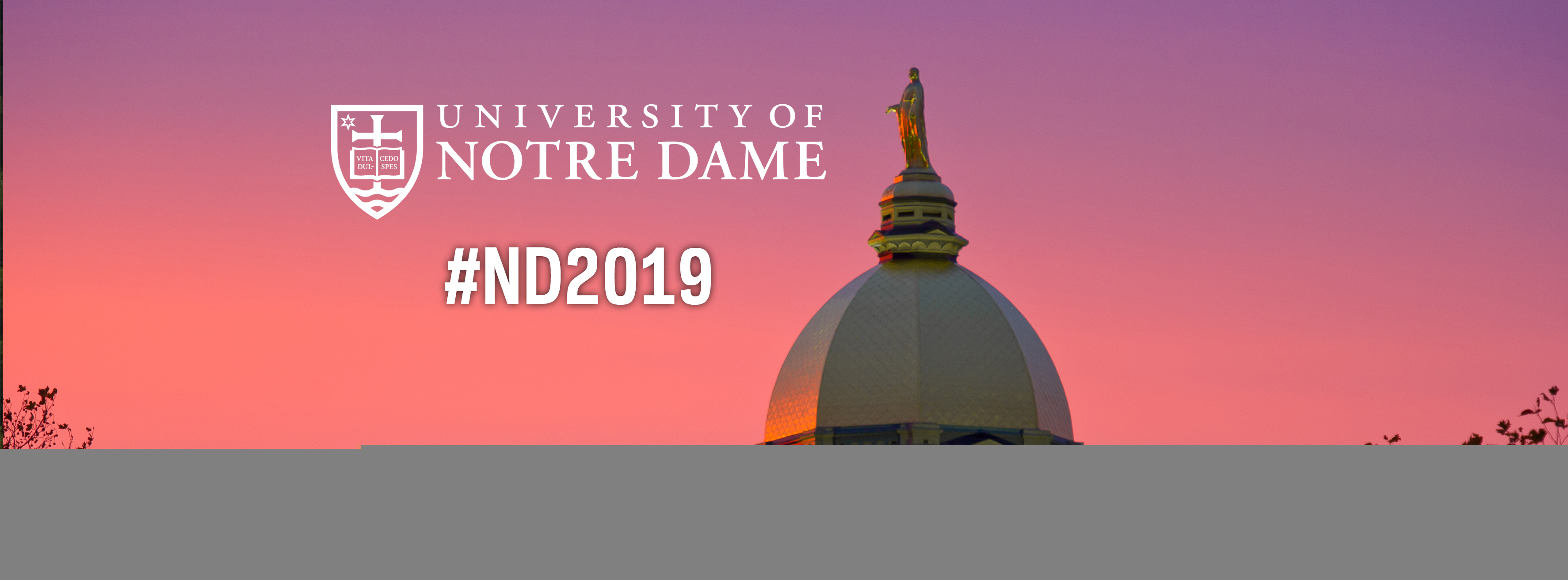 Class of 2019 Cover Photos  Undergraduate Admissions  University of Notre Dame