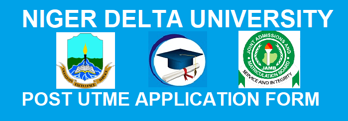 I Did Change of Institution But Cannot Process Niger Delta University Post UTME