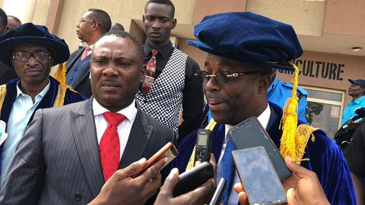 Developmental Strides in the Niger Delta University: An Inbound and Outbound Approach