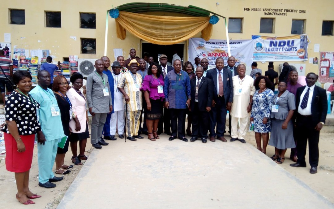 Faculty of Education, Niger Delta University 5th Annual International Conference