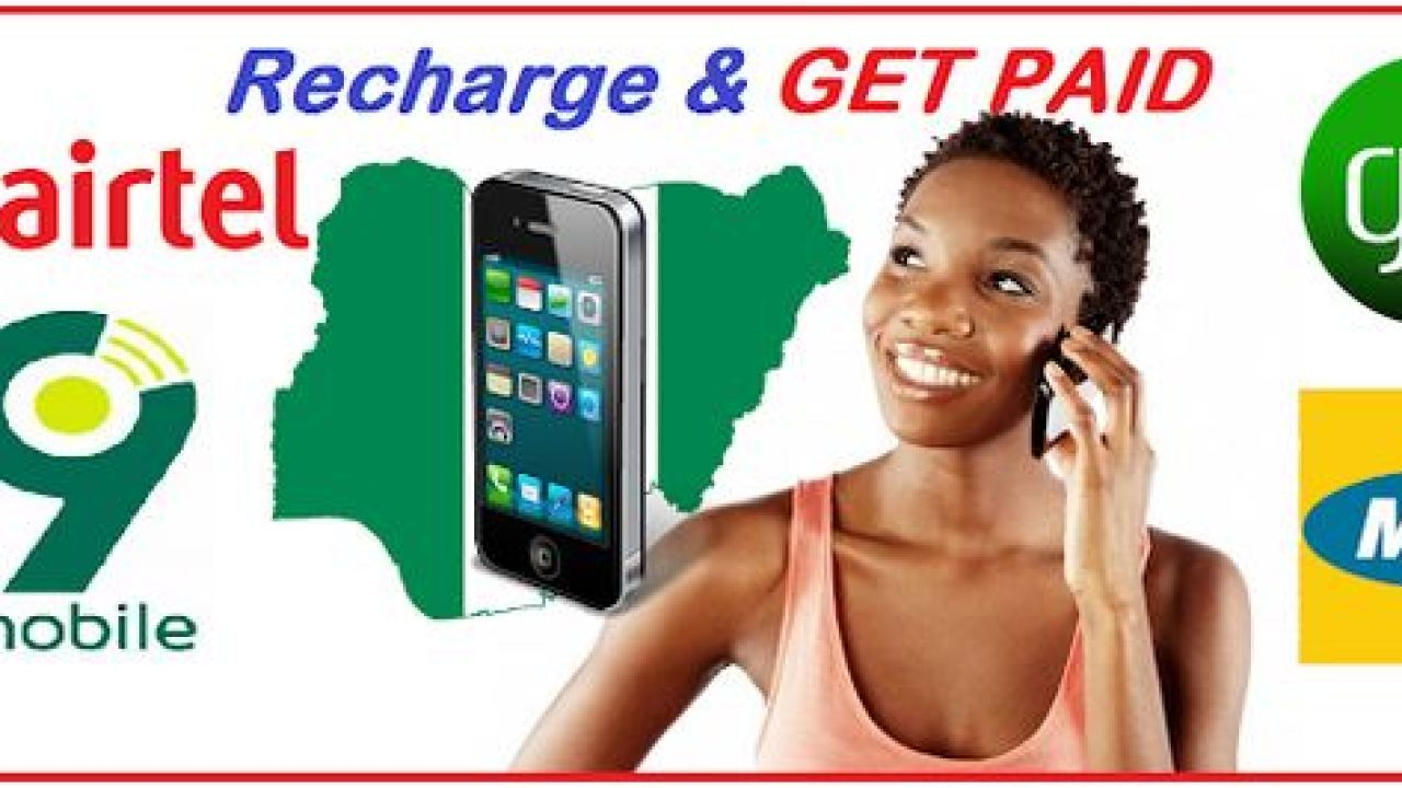 17 Best Ways to Check Legitimacy in Recharge and Get Paid Business in Nigeria