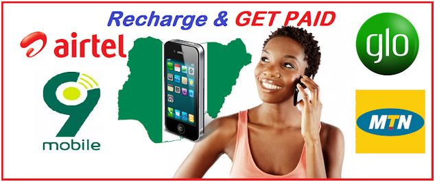 Passive Income: Make Up To 20,000 – 50,000 from Recharge Cards Weekly