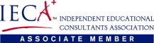 Independent Educational Consultants Association Logo Associate Member