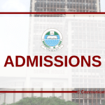 REGISTRATION SCHEDULE AND SCREENING PROCEDURE FOR POST UTME CANDIDATES