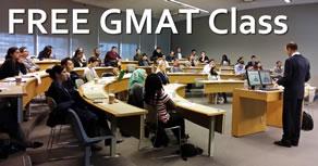 Free GMAT Class
