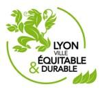 Logo Lyon ville équitable