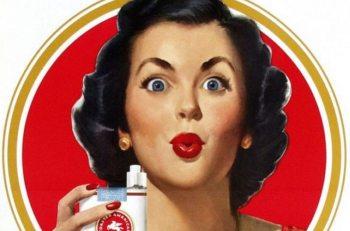 reklama papierosy