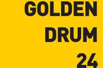 golden drum