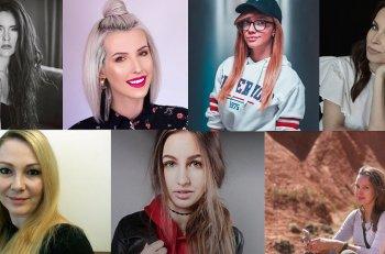 dzień kobiet, youtuberki, social media