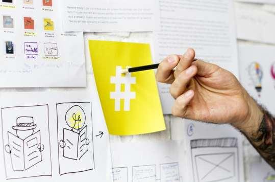 hashtag hasztag jak go używać