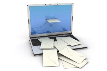 załączniki w mailach