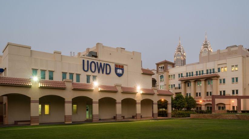 University Of Wollonggong Dubai