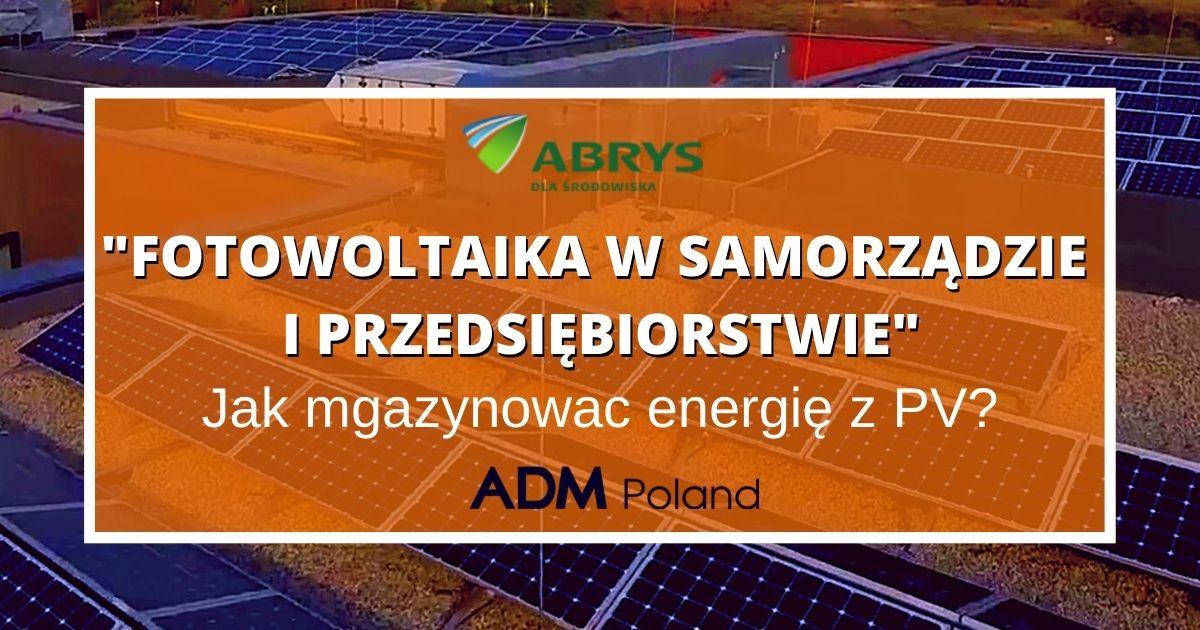 Jak magazynować energię z PV?