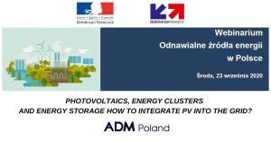 Webinarium Business France o Odnawialnych Źródłach Energii w Polsce