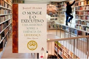 Biblioteca em Casa, O monge e o executivo.