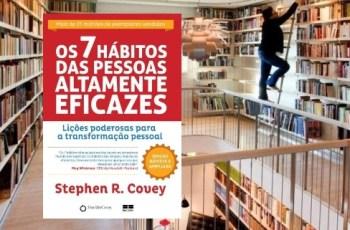 Biblioteca em Casa, 7 hábitos de sucesso.