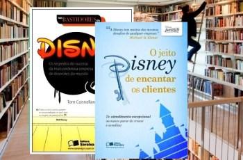 Bibiloteca em casa, O sucesso Disney.