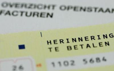 Betalingstermijnen facturen worden wettelijk vastgelegd