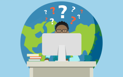 Webshopbestellingen uit het buitenland: hoe werkt dat?