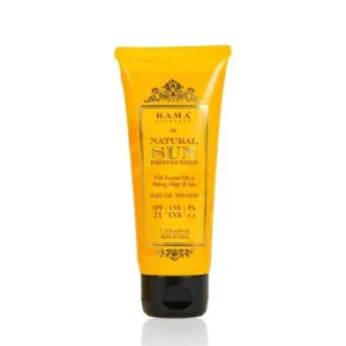 Image result for Kama Ayurveda Natural Sun Protection SPF - 21