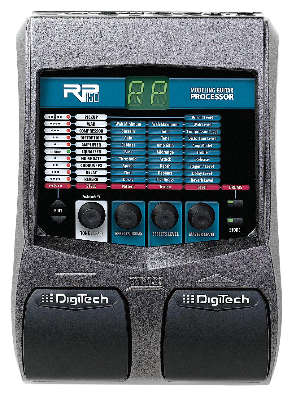 RP150  DigiTech Guitar Effects