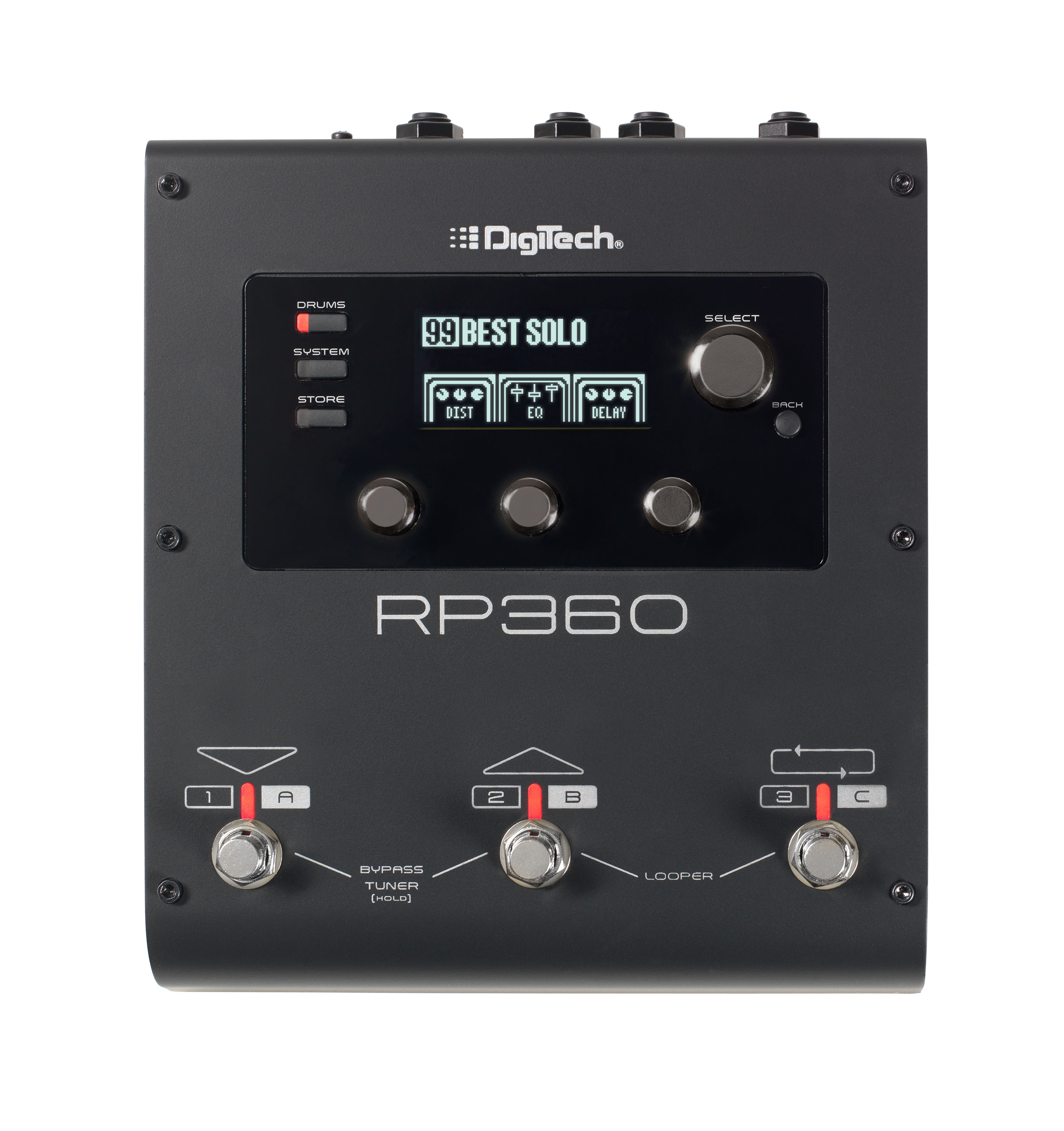 RP360  DigiTech Guitar Effects
