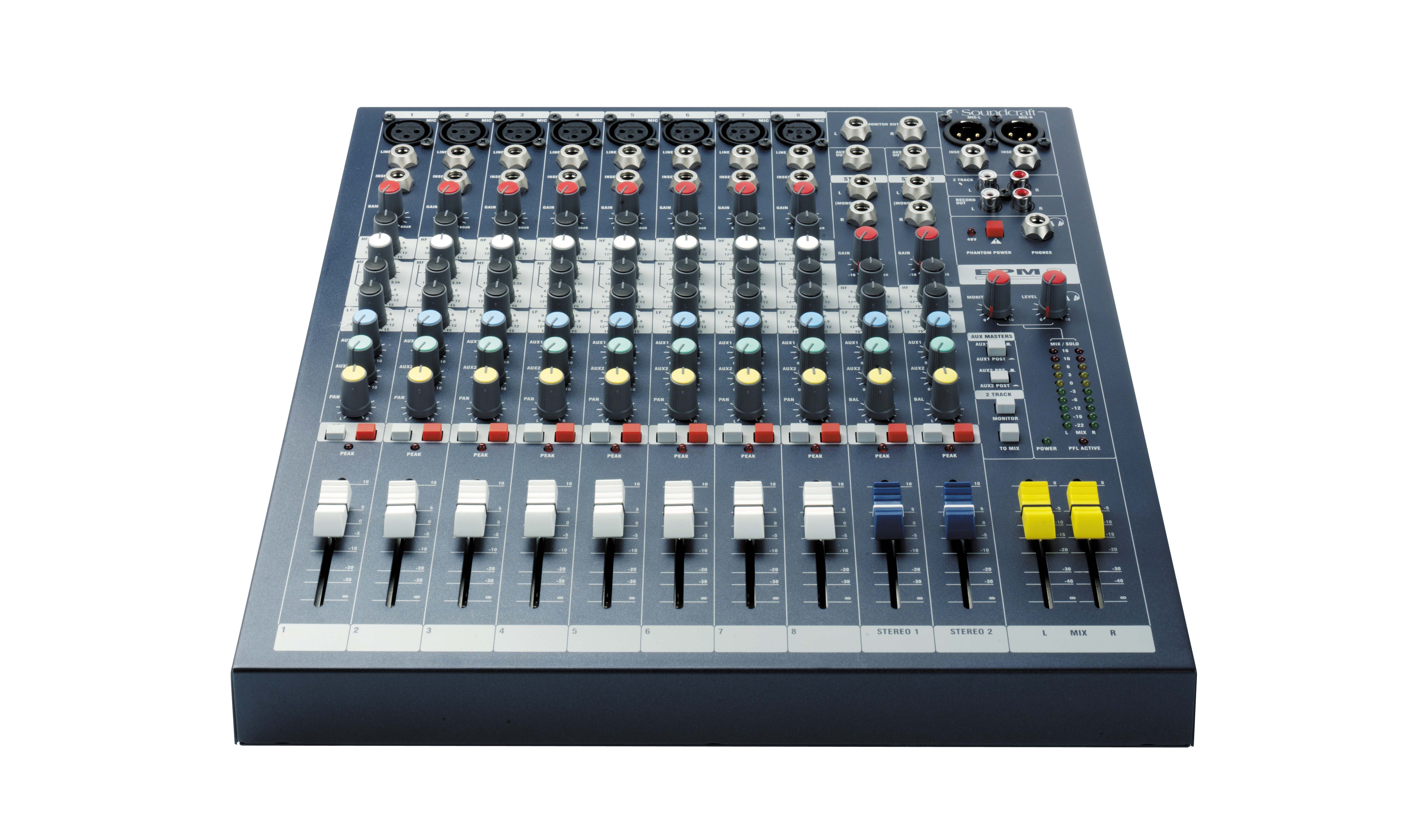 How To Build Three Channel Audio Mixer Circuit