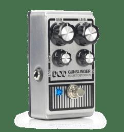 gunslinger mosfet distortion pedal [ 3000 x 3000 Pixel ]