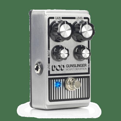small resolution of gunslinger mosfet distortion pedal