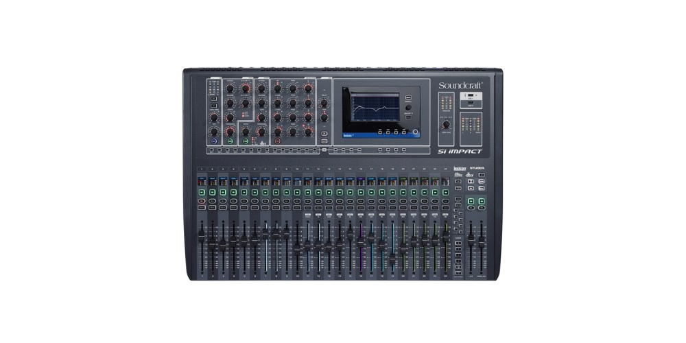 medium resolution of 40 input digital mixing console and 32 in 32 out usb interface and ipad control