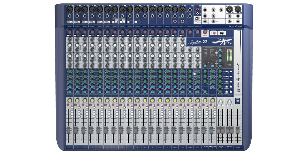 medium resolution of compact analogue mixing your signature sound