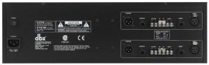 1231   dbx Professional Audio
