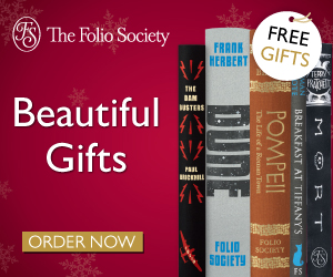 Folio Society Christmas gifts