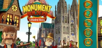Monument Builders – Cathedral Rising