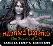 Haunted Legends: The Secret of Life Collector's Full Version